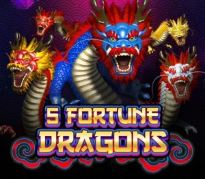 Spadegaming-SG-5 Fortune Dragons